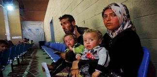 Syrian refugees in Lebanon – Many have returned to Syria as the Syrian army supported by Hezbollah is winning the war against the terrorists