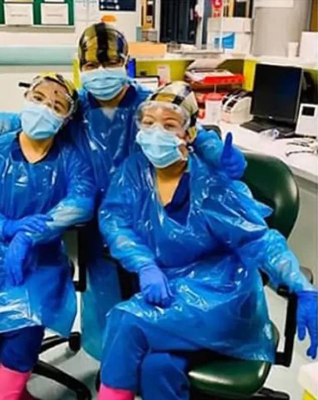 British nurses use binbags as PPE – an RCN survey reveals BAME staff are more likely to suffer from lack of PPE
