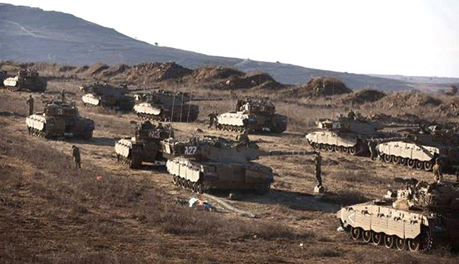 Syria denounces Israel's continuing assaults on its territories!